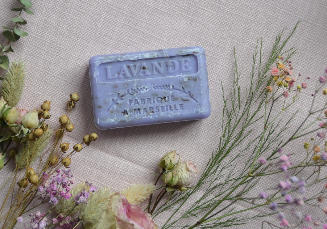 Lavender Marseille French Soap