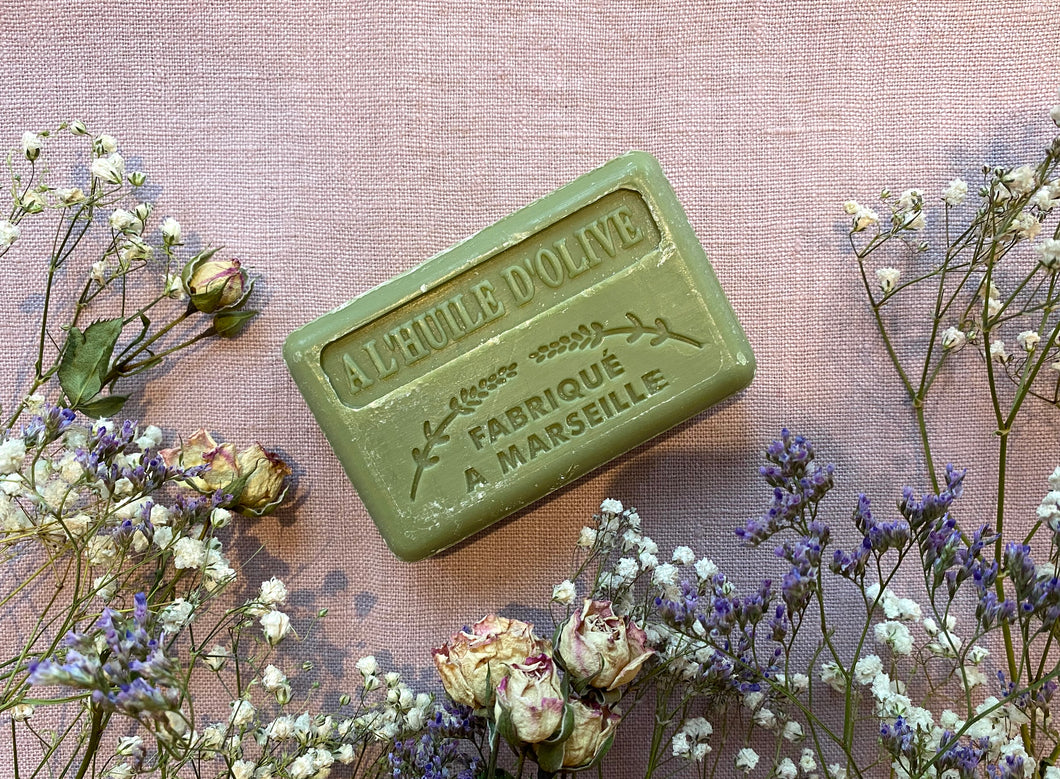 Olive Oil Marseille French Soap