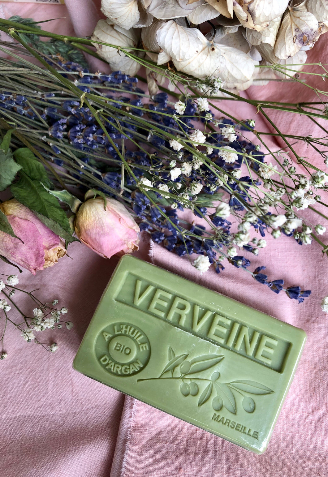 Verveine French Soap