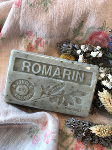 Rosemary French Soap
