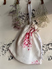 Cabbages & Roses Drawstring Bag