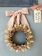 Small Rose Wreath