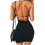 Women's Sexy Mini Dress
