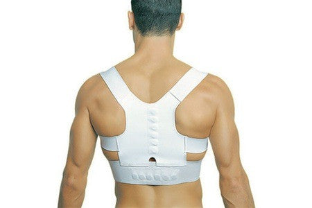 Magnetic Therapy Posture Support Top