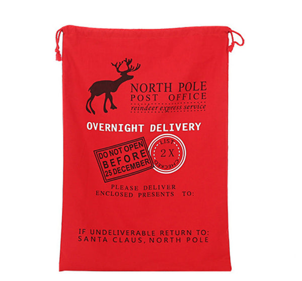 Christmas Delivery Mail Sack