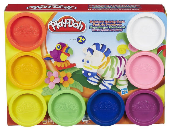 Hasbro Play doh - Rainbow pack