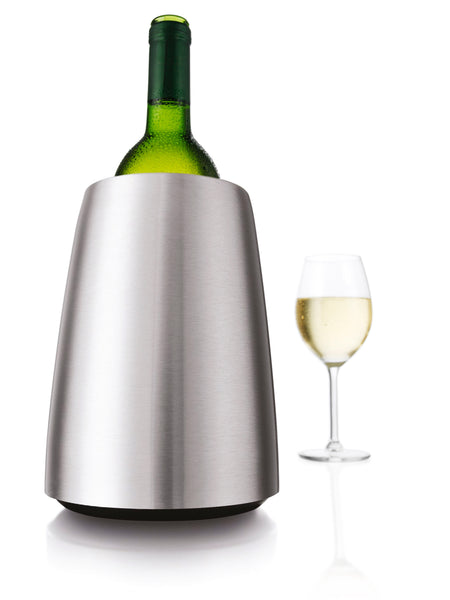 ACTIVE ELEGANT STAINLESS STEAL WINE COOLER