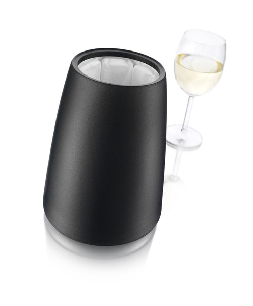 ACTIVE ELEGANT BLACK WINE COOLER