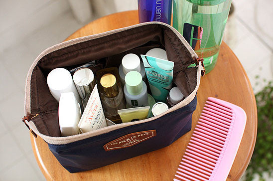Un Jour Du Reve Cosmetic Bag