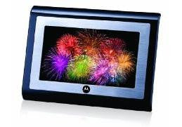 Motorola LS700 7-inch Digital Photo Frame
