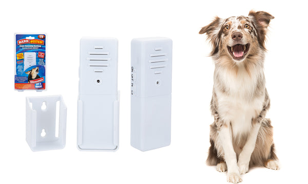 'BARK BUSTER' ULTRASONIC DOG  BARK PREVENTER