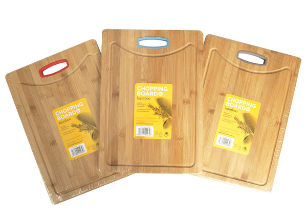 ETHOS BAMBOO CHOPPING BOARD
