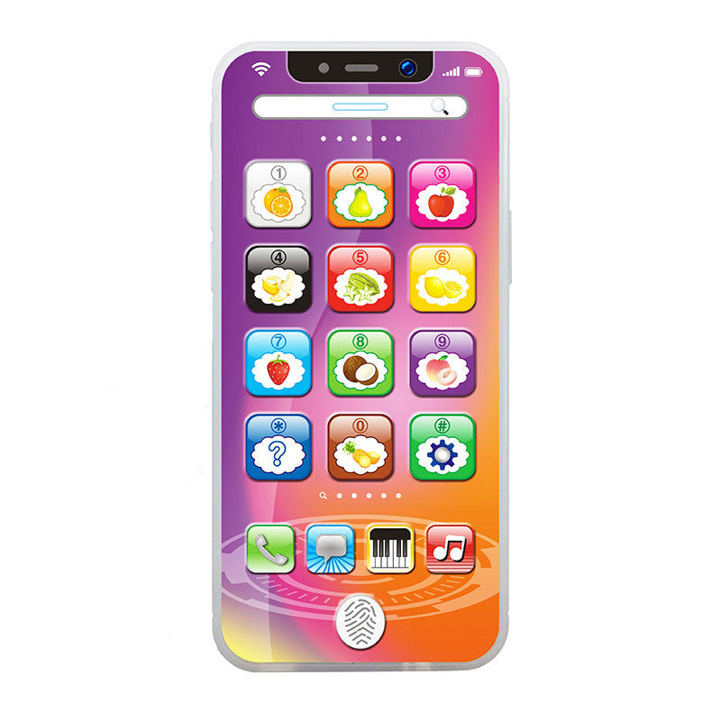 Children's Educational Learning Smartphone