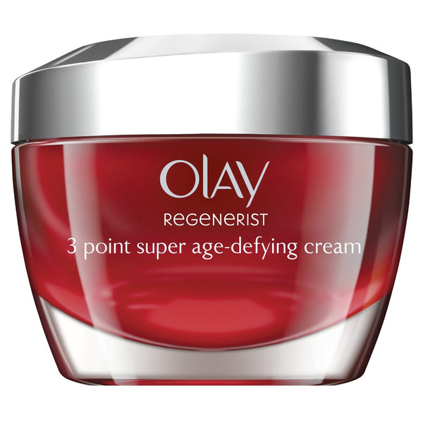 Olay Regenerist 3 Point Super Age-Defying Moisturiser, 50 ml