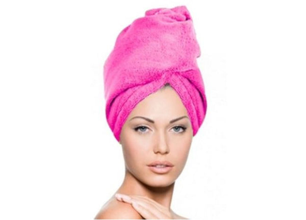 Quick-Drying Microfiber Hair Towels