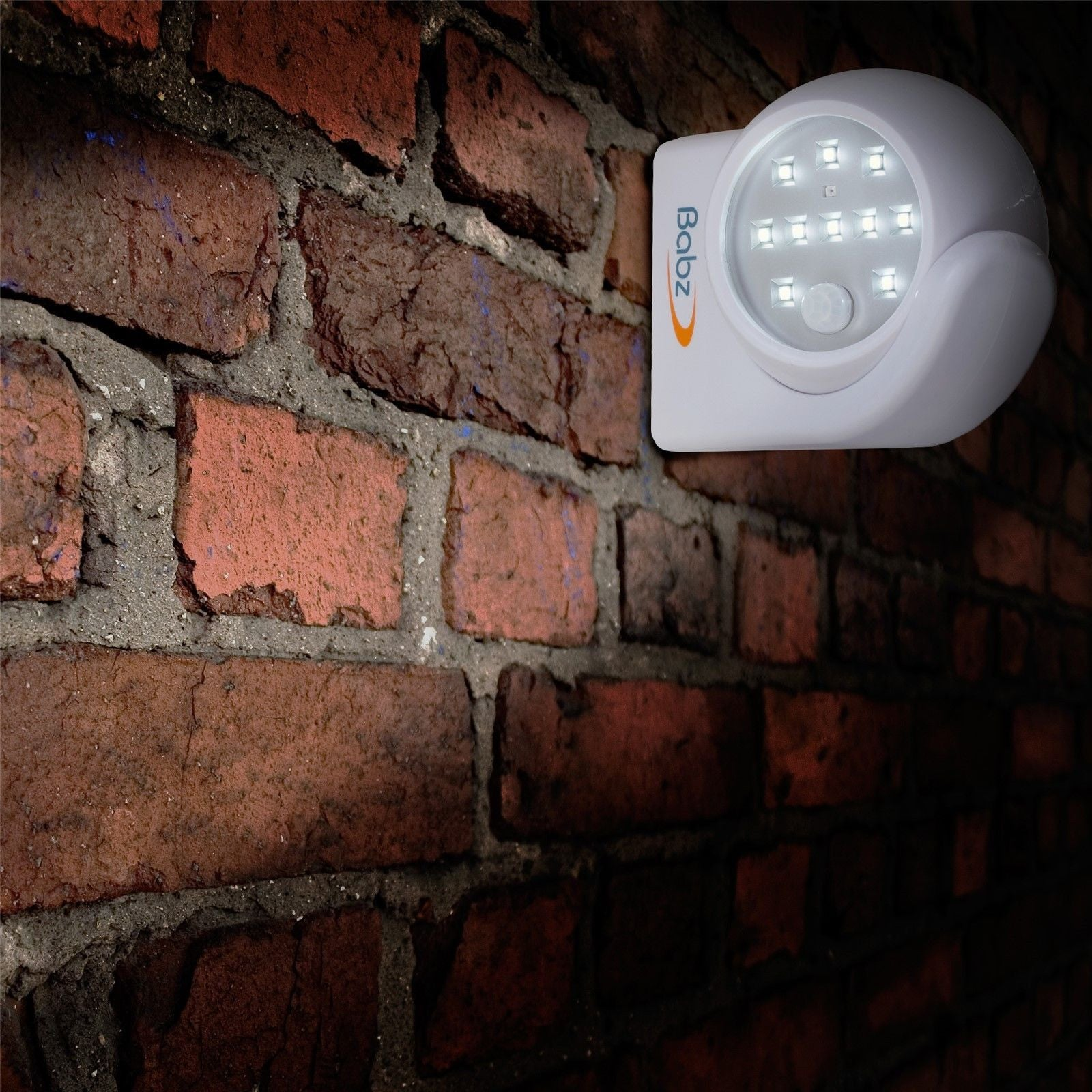 10 LED Motion Cordless Sensor Light