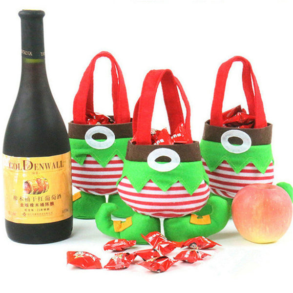 Elf Pants Gift Bag