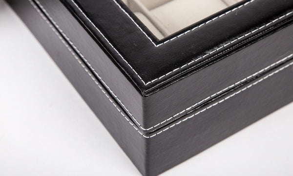 3, 6 or 10 Piece Watch Boxes