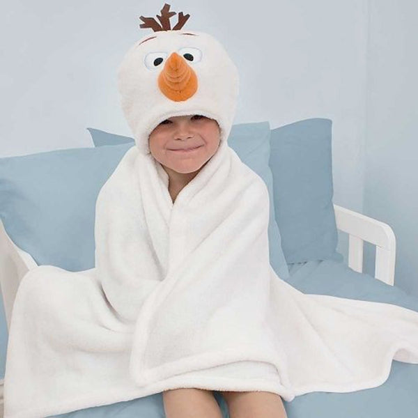 Frozen Olaf Crystal Cuddle Robe