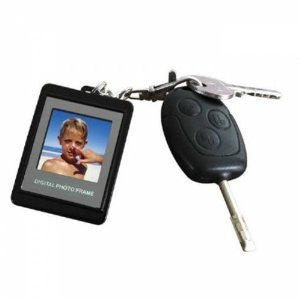 LCD Digital Photo Album Keyring