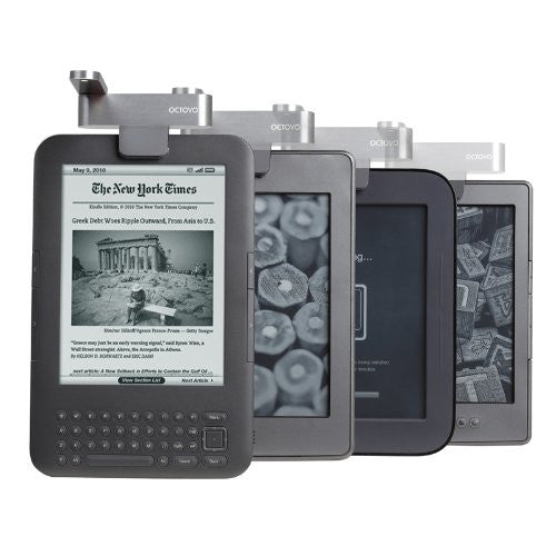 OCTOVO Solis e-reader Led Light for Kindle