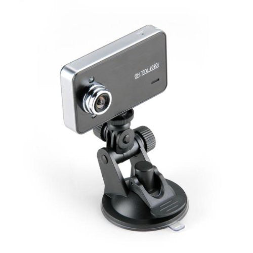 HD 1080p LCD Night Vision CCTV In Car DVR Accident Camera Video Recorder