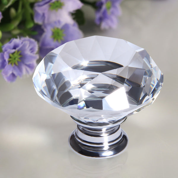 12 CRYSTAL EFFECT DOORKNOBS