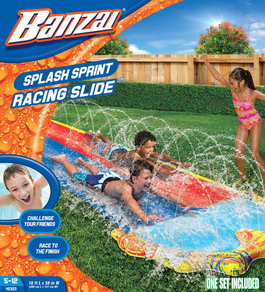 Dynergy - Banzai Speed Blaster Water Slides