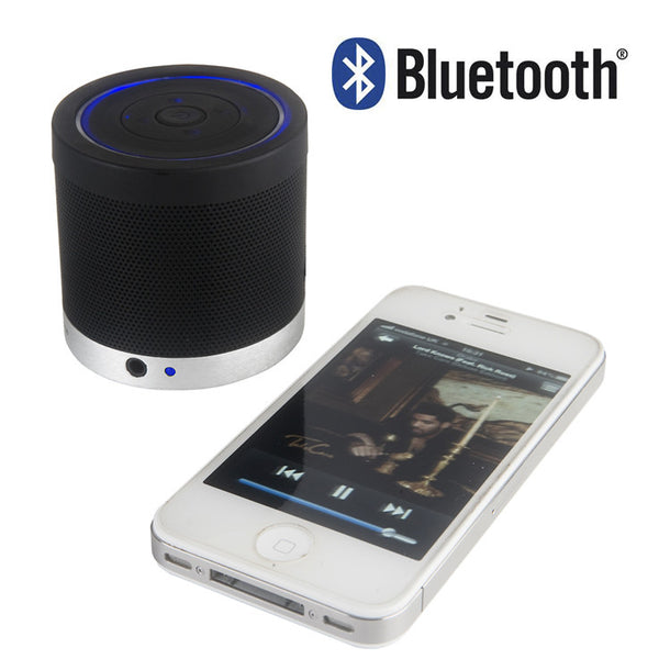 360 M4 Bluetooth wireless speaker with Micro SD slot