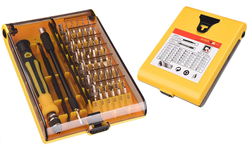 Torx Precision Screwdriver Set