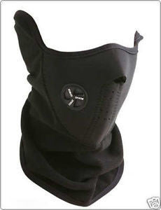 Thermal Neoprene Face and Neck Mask