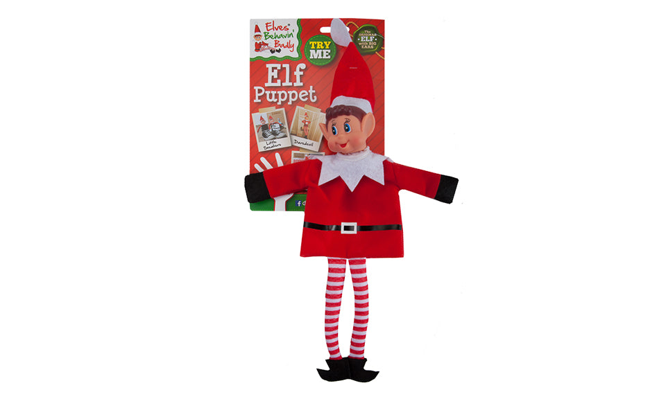 Elf Glove Puppet