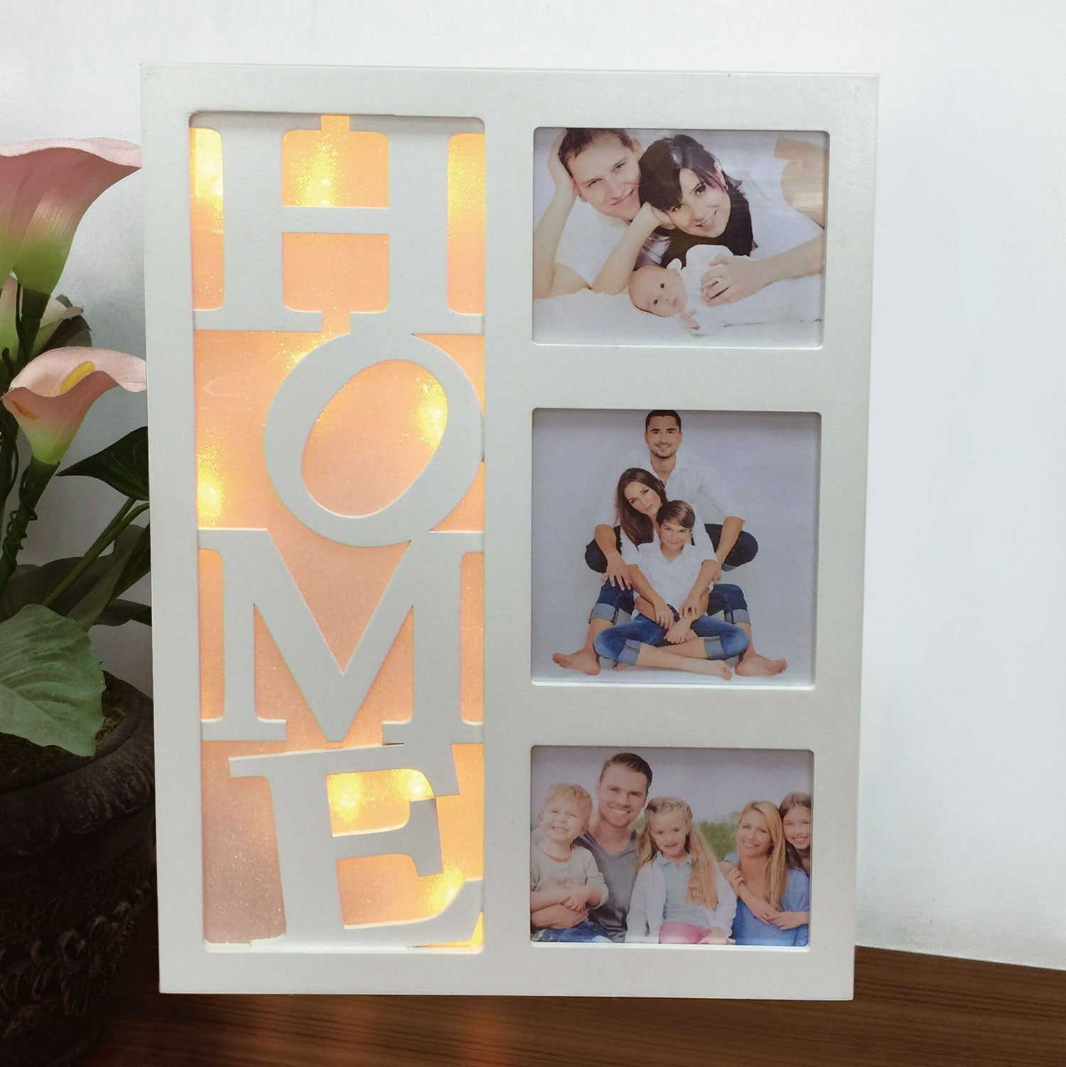 Light Up Photo Frames and Signs