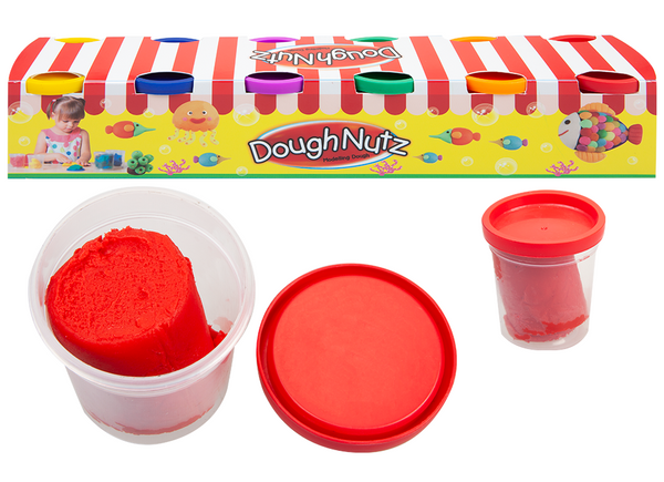 Dough Nutz Creative Dough Tubs