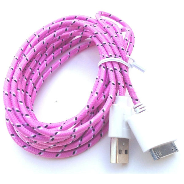 3m iPhone 4/ 4s Braided Charge & Sync Cable