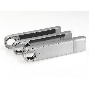 Stainless Steel  USB 2.0 High Speed 16GB