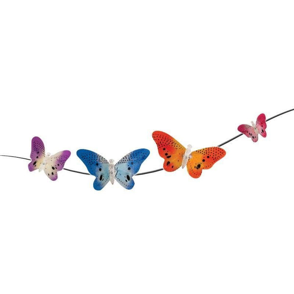 12 Butterfly Solar Garden Lights