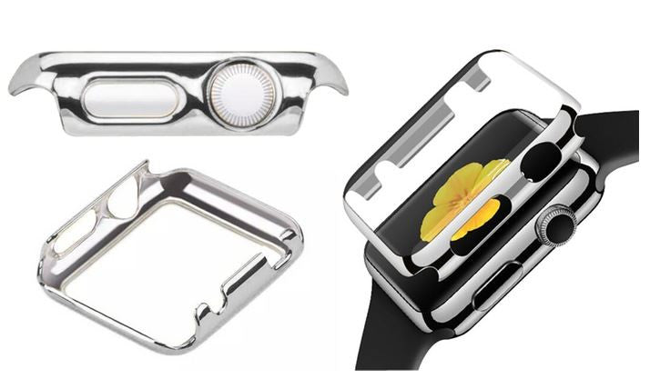 Slim Case with Screen Protector for Apple Watches