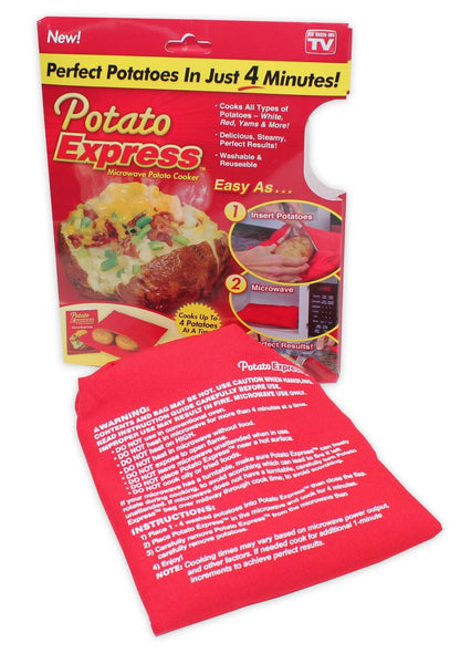 Microwave Potato Express Jacket