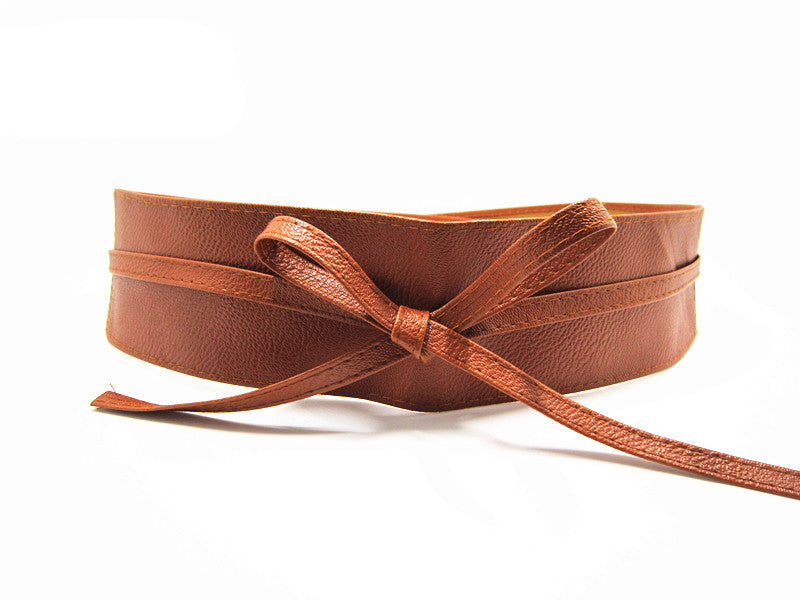 5 Styles of Women's Fashionable Belts