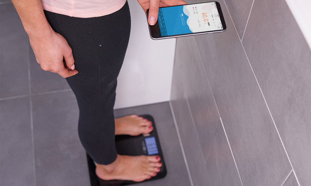 Kequ Digital Bluetooth Smart Scale