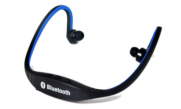 Bluetooth Neckband Headphones