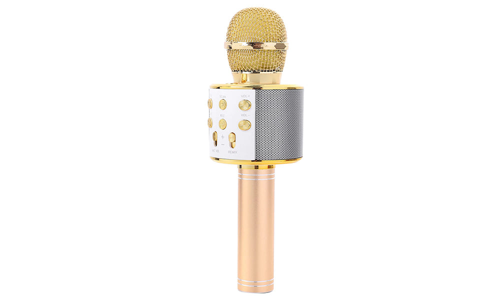 Bluetooth Karaoke Microphones