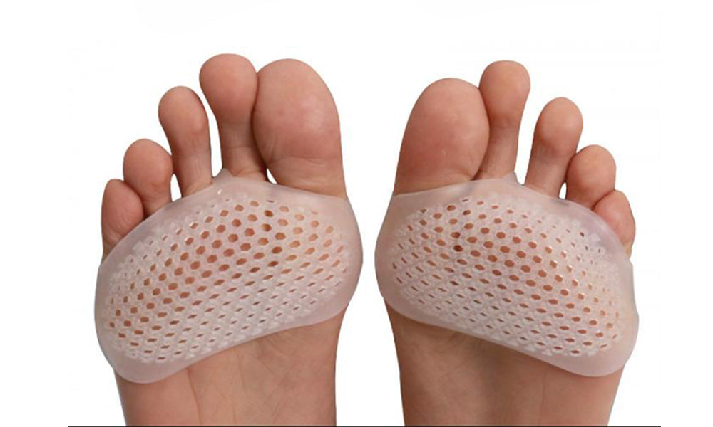 Breathable Metatarsal Silicone Pads