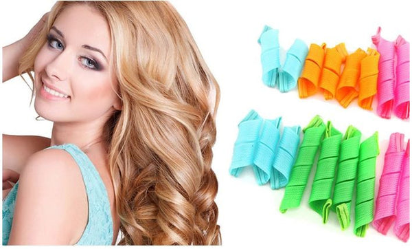 Magic Hair Curler Set