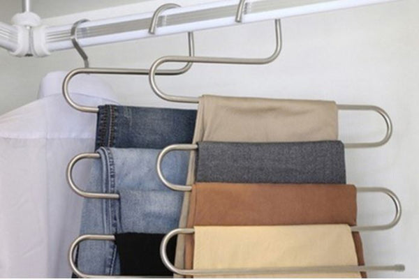 Stainless Steel Trouser/Jeans Hangers