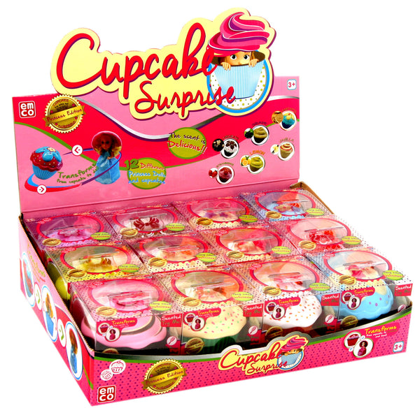 Cupcake Surprise Scented Dolls