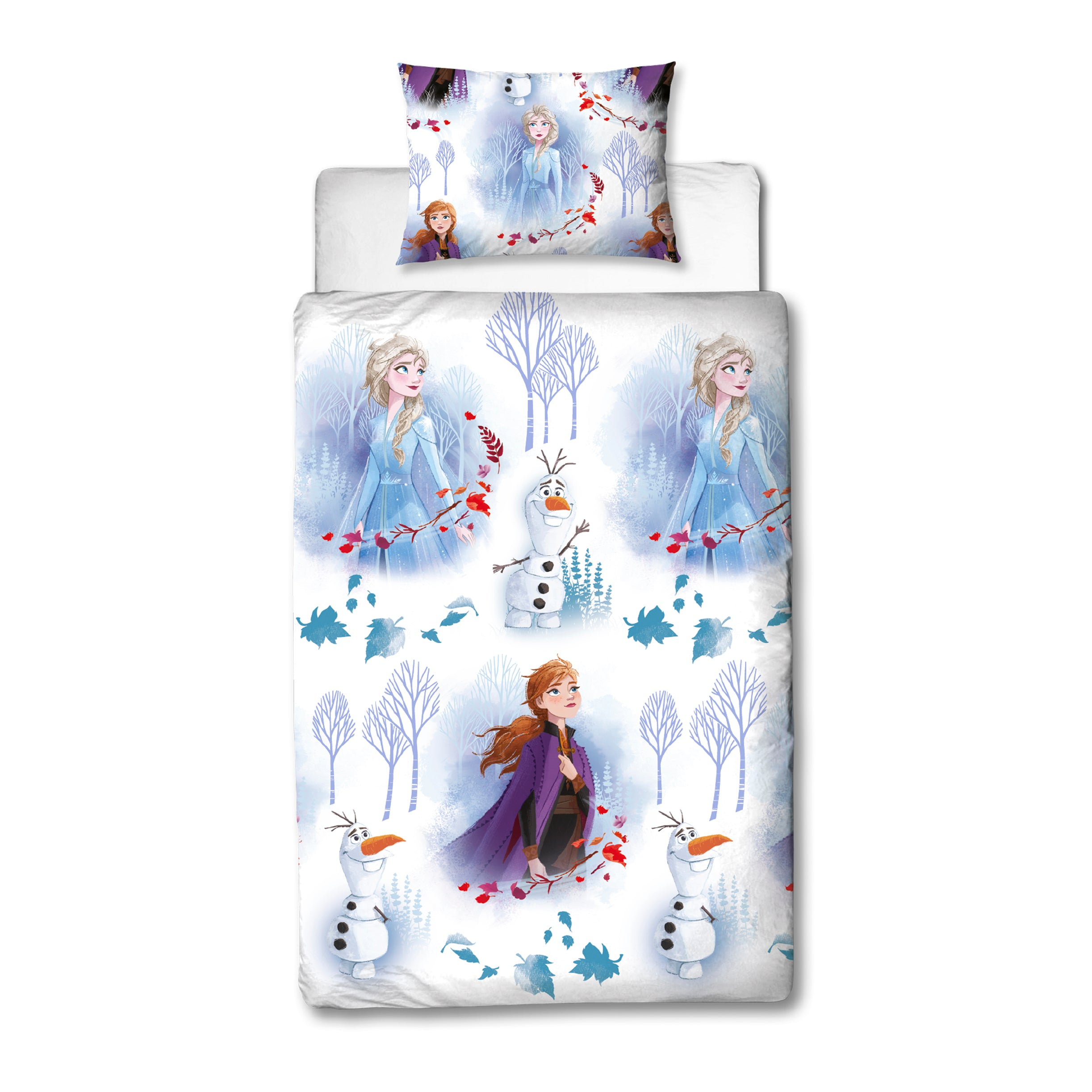 Frozen 2 Licensed Bed Covers