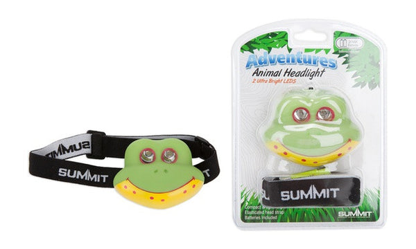 Summit Kids' LED Headlight Torch