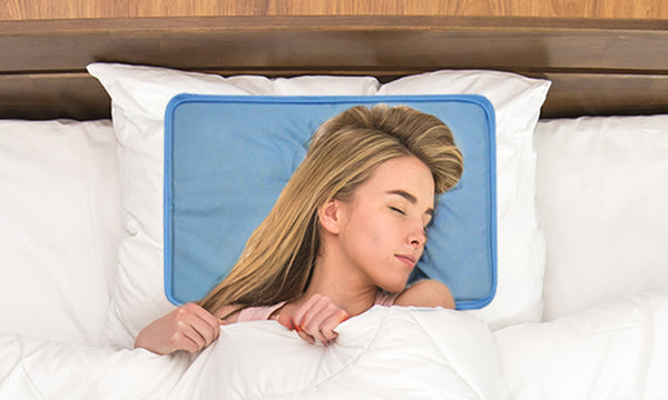 Cooling Gel Pillow - Insert into Pillowcase